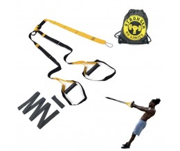 Yellow Suspension Tape - Ring - Complete Kit